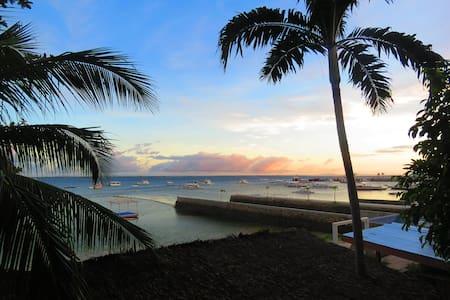 Deluxe room of the ocean view - Lapu-Lapu City