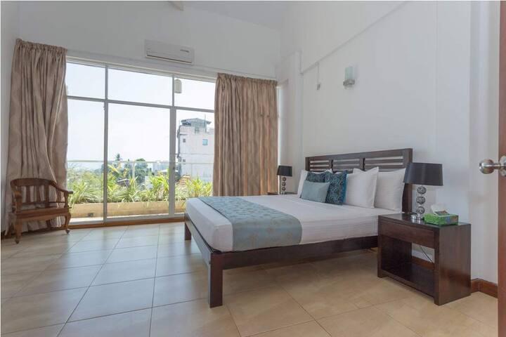 Hill Residencies- 3 Bedroom - Dehiwala-Mount Lavinia - Leilighet
