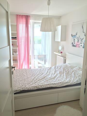 Przytulne mieszkanie 38m2 z dużym tarasem Rzeszów - Rzeszów - Apartment