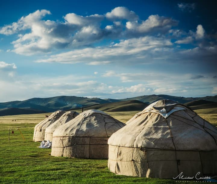 "Song Kol Lake ""Tilek Yurt Camp"""