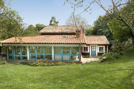 Encantadora y rústica Casa Lledias - Llanes - Villa