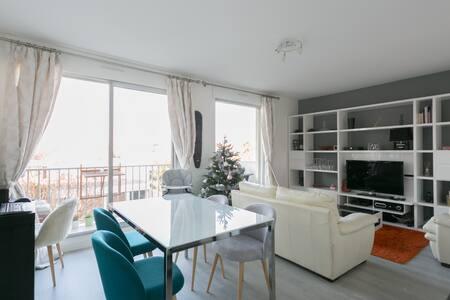 Bel appartement entre Paris et Disneyland - Saint-Maur-des-Fossés - Departamento