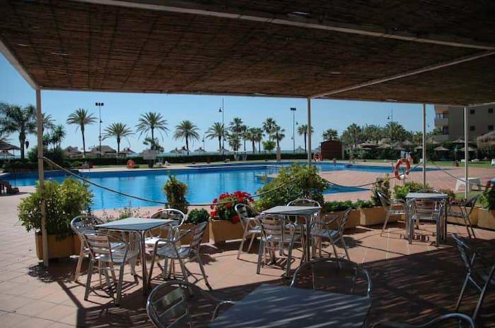Cómodo y practico apartamiento a la Playa