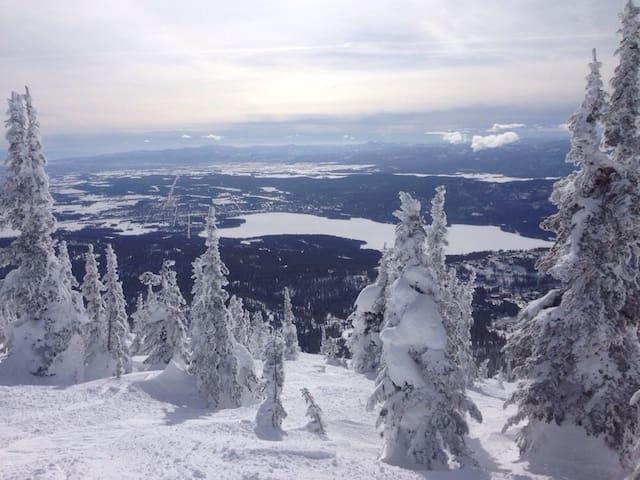 ***Morning Eagle Ski Condo***