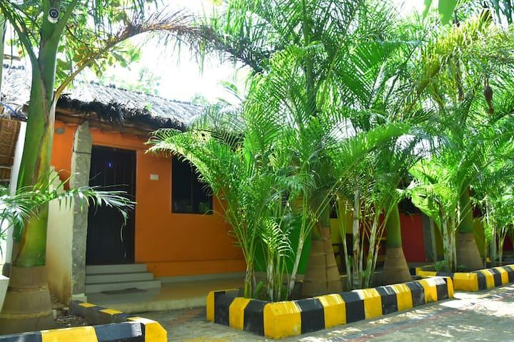 Megha Resort By Zoom Hospitality , Hampi