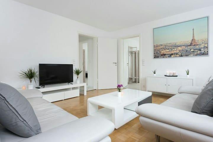 Gästehaus Stoll  -ganze Wohnung - Filderstadt - Lejlighed