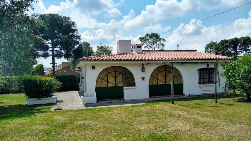 Casa de campo en San Lorenzo