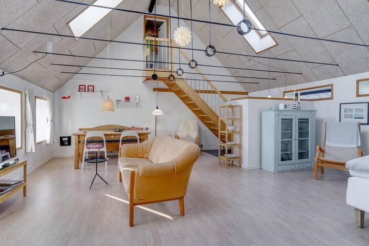 Dejlig stor lejlighed tæt på Aalborg