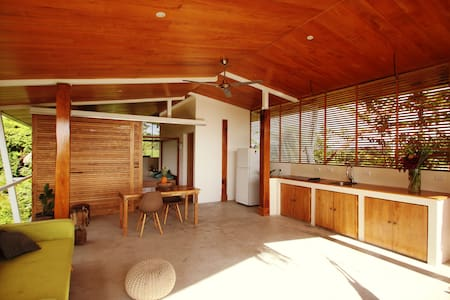 "Finca Pachira ""ocean view loft and pool """