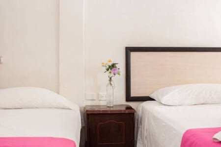 Hotel Paraiso Mexicano Single Room2 - Isla Mujeres - Apartment