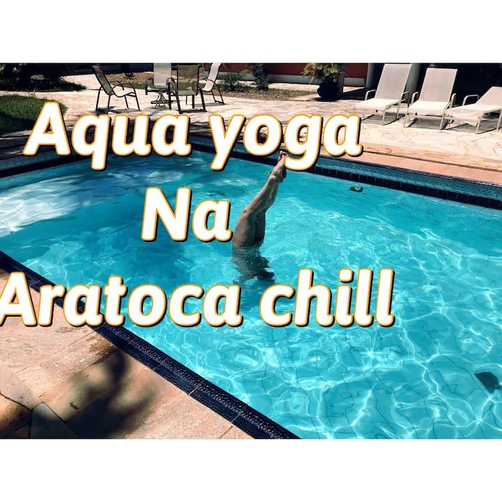 ARATOCA CHILL, seu spa personalizado