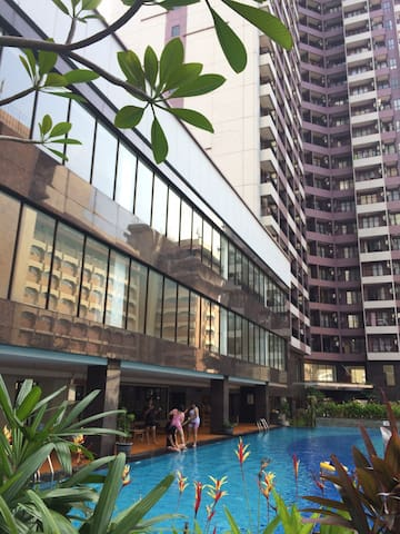 Thematic Apartment in business area - Jakarta Selatan - Apartment