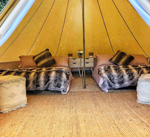 Gaia  - Luxury Bell Tent