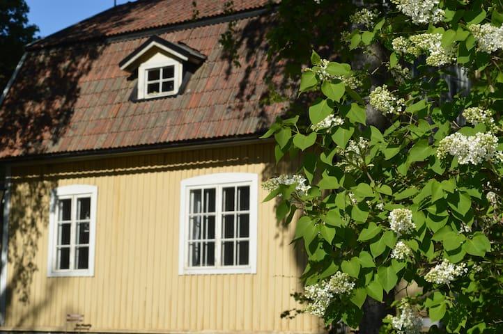 Beautiful old villa in a small village Bromarv