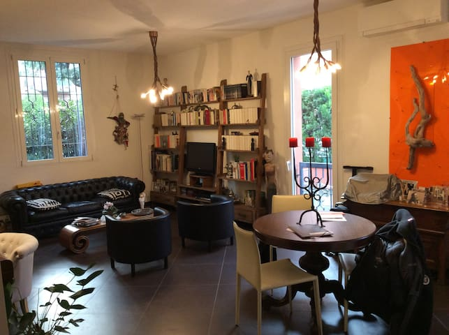 A casa di Claudia - Bolonia - Apartament