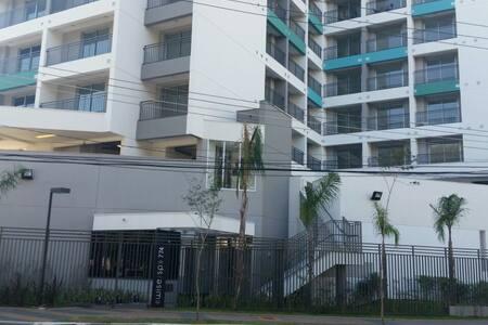 Apto Studio Compacto, Seguro  e Confortável (503) - São Paulo - Apartment