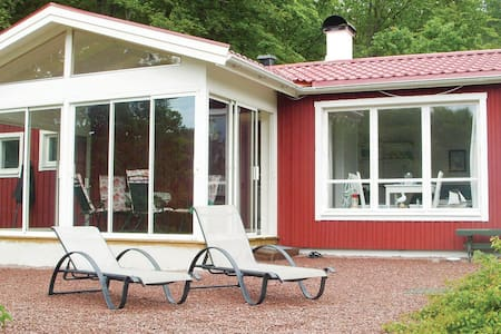 Holiday cottage with 1 bedroom on 45m² in Arkelstorp