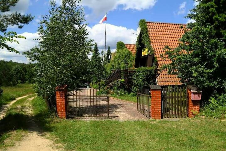 Family friendly home near the lake - Prusim - Dům