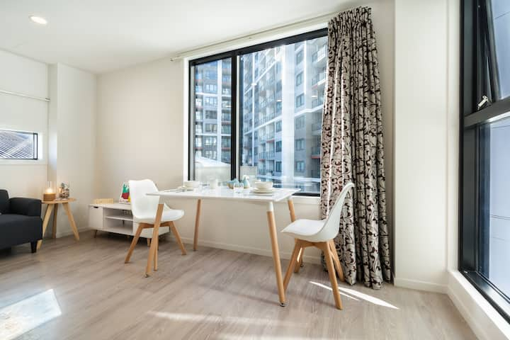 Cozy Comfy Brand New Studio Apartment Auckland CBD