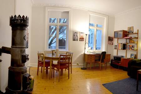Central and cozy flat in Briskeby - Oslo