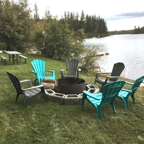 Ness Lake Retreat.   Serenity Now!