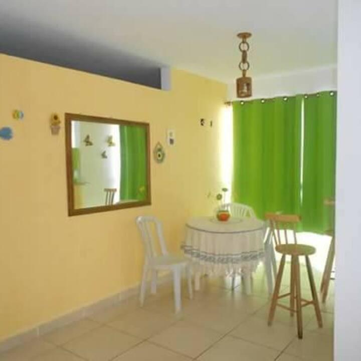 Apartamento Costa Azul, 3min da praia