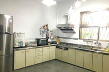 Sharing area-Kitchen