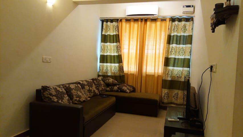 Caldeira's 5BHK Luxury  Apartment - SANGOLDA, Porvorim  - Lägenhet