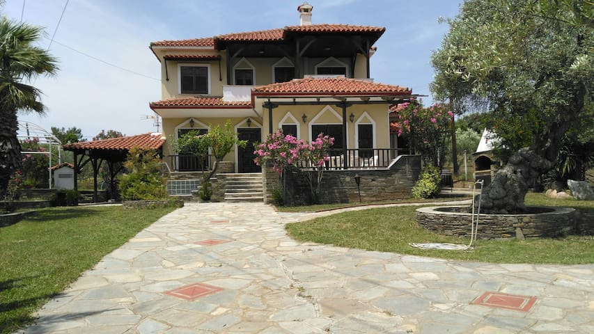 SITHONIA KOSMA PIGADI - GR - Villa