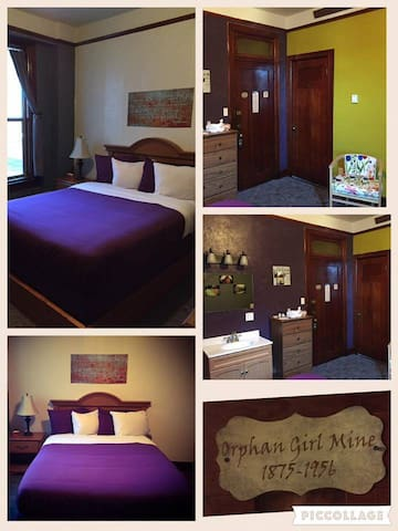 The Miner's Boutique Hotel Single Room