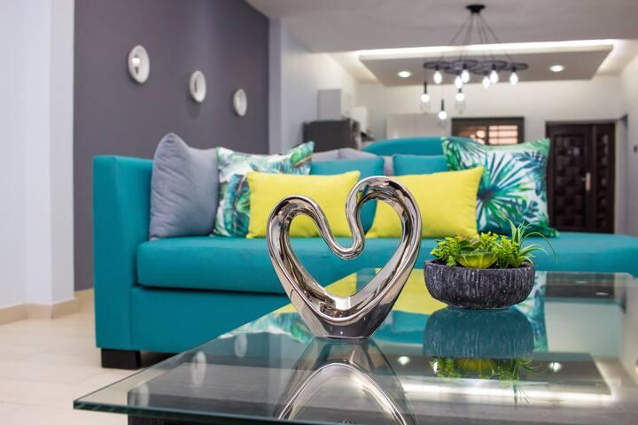 Affordable Luxury Apartment (Casa - East Legon)