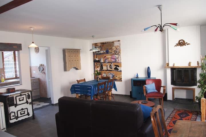 La petite maison de l'atelier