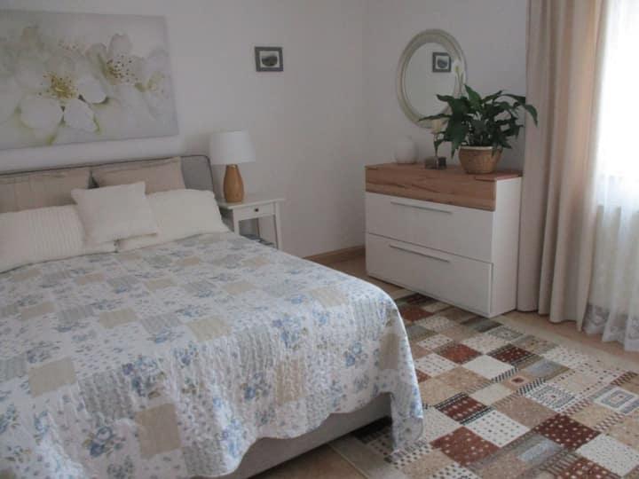 Schlafzimmer in der Nähe Stuttgart Zentrum