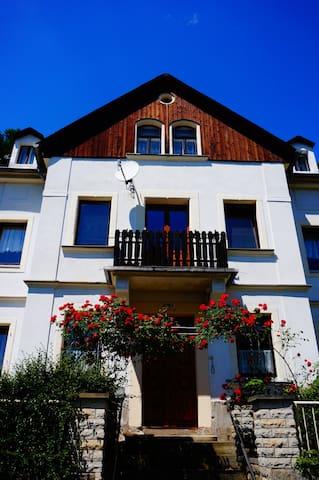 Ferienwohnung Eugenie - Stadt Wehlen - อพาร์ทเมนท์