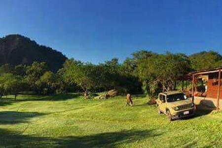 Montaña-Naturaleza-Tranquilidad - San Salvador de Jujuy