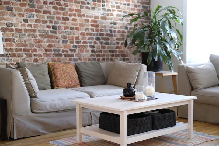 Perfect space in heart of Quebec