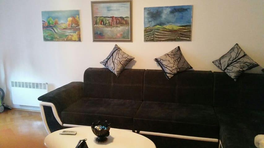 ArtisticOne-Apartment - Vogošća - Appartement