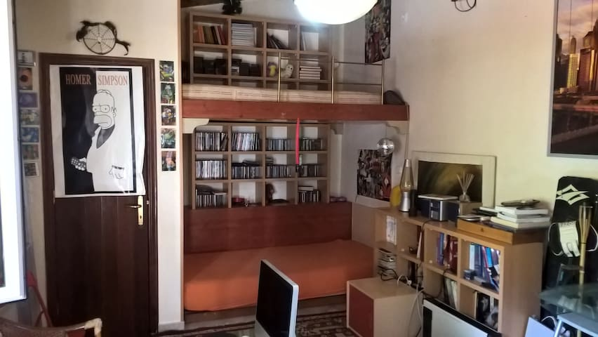 superb studio in ideal location - Chalandri - Apartamento