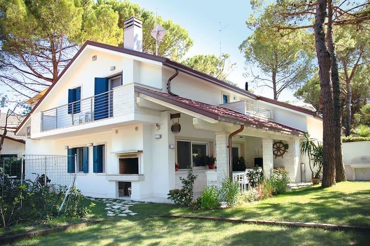 Villa Silenzio, tranquility and comfort - Lignano Sabbiadoro - Apartment