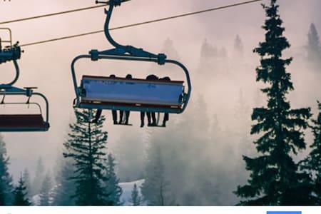 Paradise for skiing- new condo! - Pale - Huoneisto
