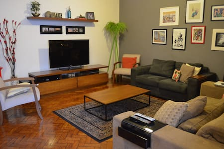 The best apartament for a family! - Rio de Janeiro - Apartment