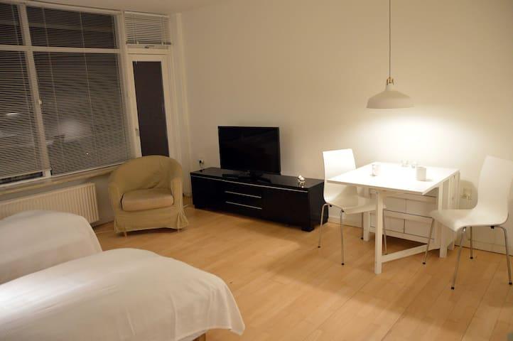 Studiolejlighed med altan - København - Apartment