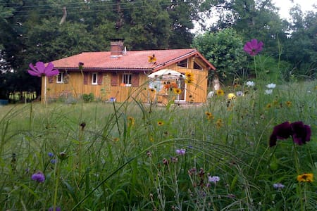 petite maison dans la prairie - Castets - Huis