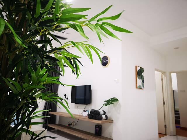 Green House 2x Bedroom next to Paradigm/UTM/Sutera