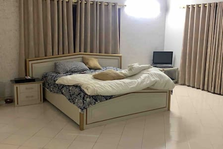 Very Neat and Clean Bedroom Available
