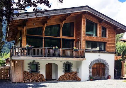 Chalet Colorado: 116537 - Chamonix