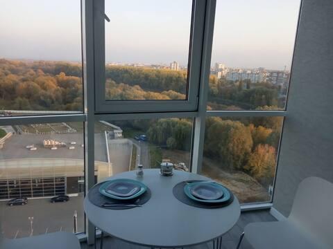 ЖК «Над Бугом» центр,новая квартира люкс