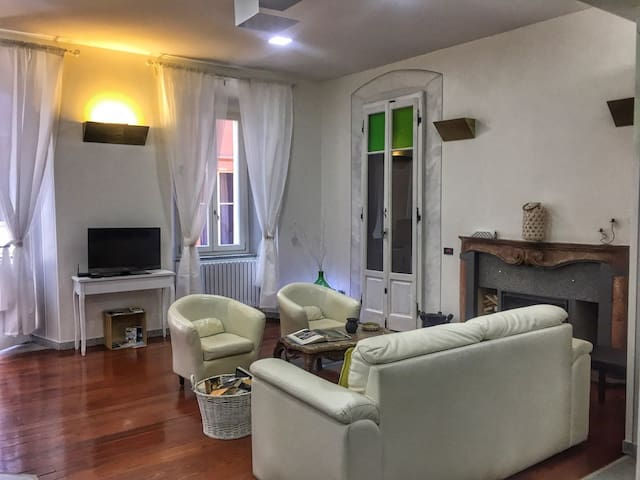 Mario apartment in the city center of Verbania Pallanza
