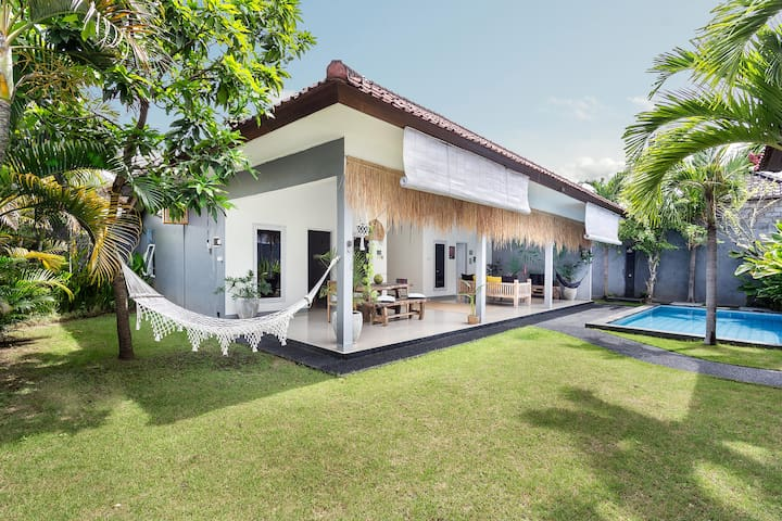 Beautiful villa just near Seminyak center