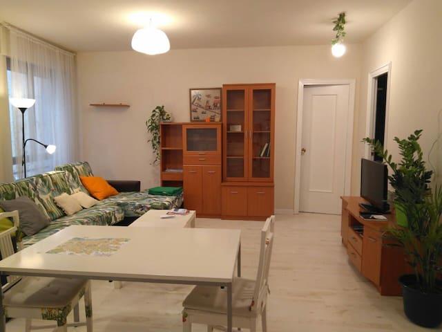 Apartamento céntrico, cómodo y tranquilo